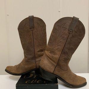 Durango Shoes - Durango Leather boots size 7 M